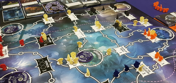 Tyrants of the underdark, sept. 2019