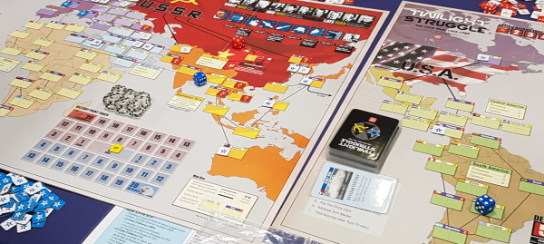 Twilight struggle, oct. 2019