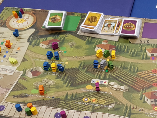Viticulture, oct. 2019