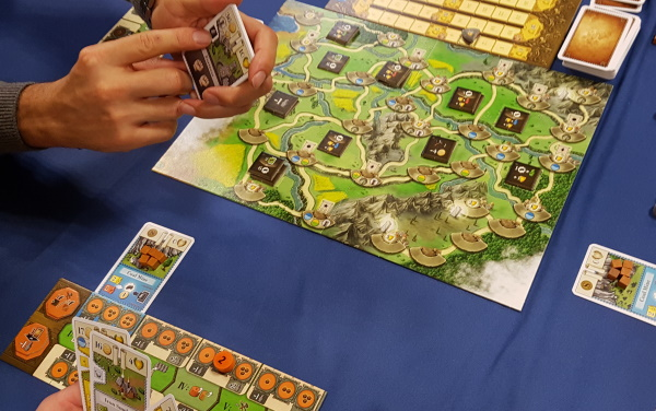 Agricola - expedition to newdale, déc. 2019